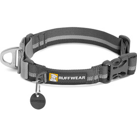 Ruffwear Web Reaction Kraag, granite gray